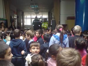 Activitate impreuna cu Politia Boldesti-Scaeni